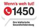 1450 - die Gesundheitsnummer